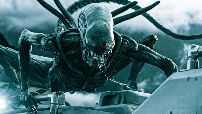 Thuong hieu phim quai vat 'Alien' gap be tac hinh ...