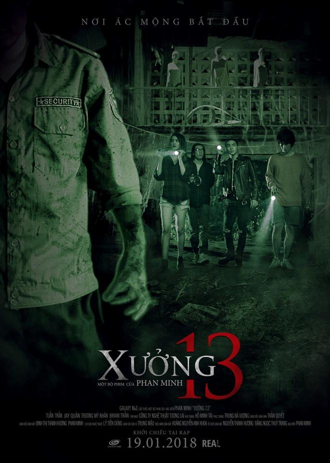 Phim kinh di 'Xuong 13' khai thac tham vong cau view cua nguoi tre hinh anh 1