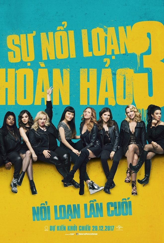 review phim Pitch Perfect 3 anh 1