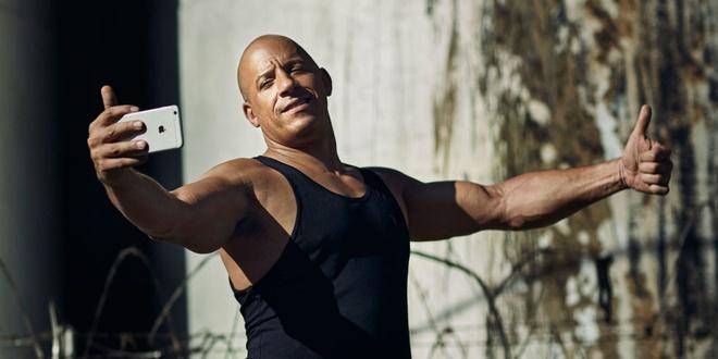 Vin Diesel co the la ngoi sao dau tien cua vu tru sieu anh hung moi hinh anh 2