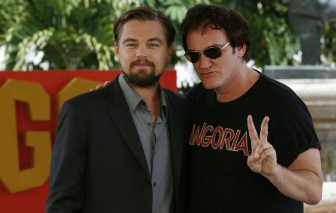 Leonardo DiCaprio tai ngo dao dien 'quai kiet' Quentin Tarantino hinh anh 1