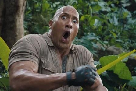 'Jumanji' cua The Rock can moc doanh thu 700 trieu USD hinh anh