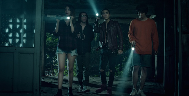 'Xuong 13': Phim kinh di Viet ve hau qua cua tro cau view tren mang hinh anh 2