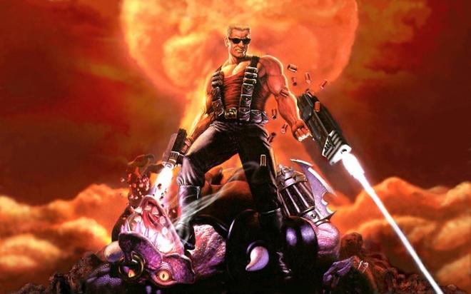 John Cena co the hoa than thanh nguoi hung Duke Nukem hinh anh 1