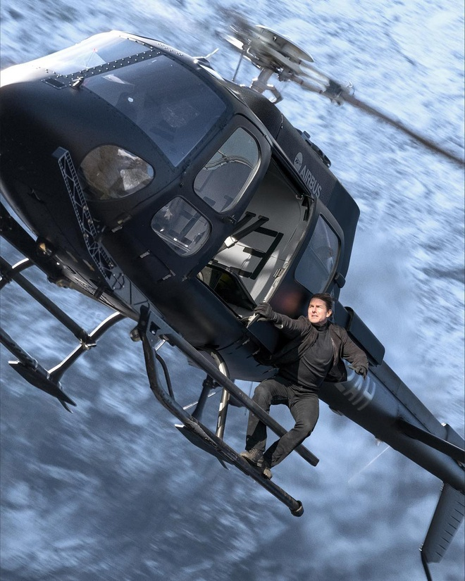 Tom Cruise tiet lo tua de chinh thuc cua 'Nhiem vu bat kha thi 6' hinh anh 1