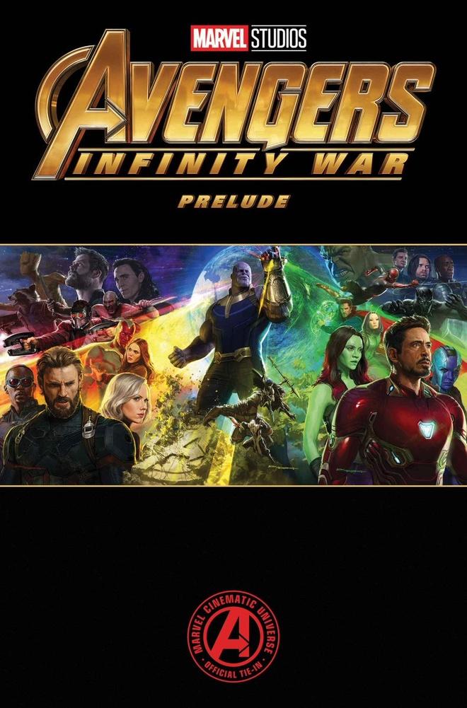 Nhung su kien xay ra ngay truoc them 'Avengers: Infinity War' hinh anh 1