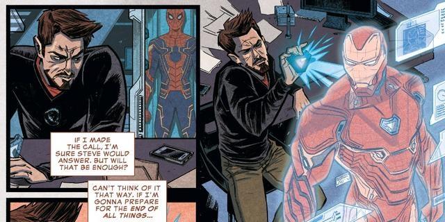 Nhung su kien xay ra ngay truoc them 'Avengers: Infinity War' hinh anh 11