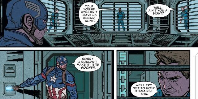 Nhung su kien xay ra ngay truoc them 'Avengers: Infinity War' hinh anh 5