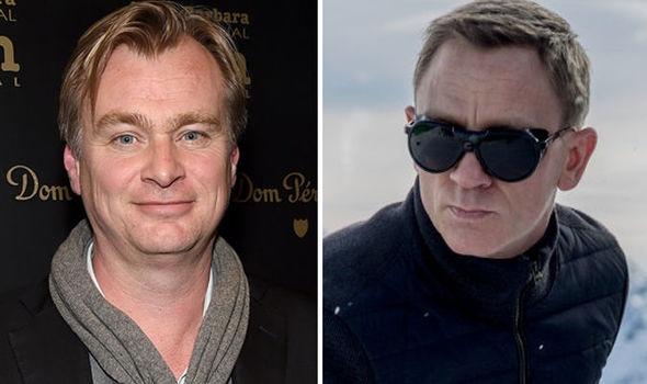 Christopher Nolan dut khoat khong lam dao dien tap '007' moi hinh anh