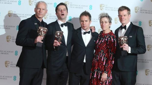 giai BAFTA 2018 anh 1