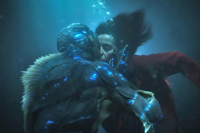 Bi to dao nhai, 'The Shape of Water' co lam nguy tai Oscar 2018? hinh anh