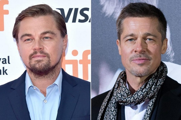Leonardo DiCaprio, Brad Pitt bi chi trich du doi vi phim dong chung hinh anh