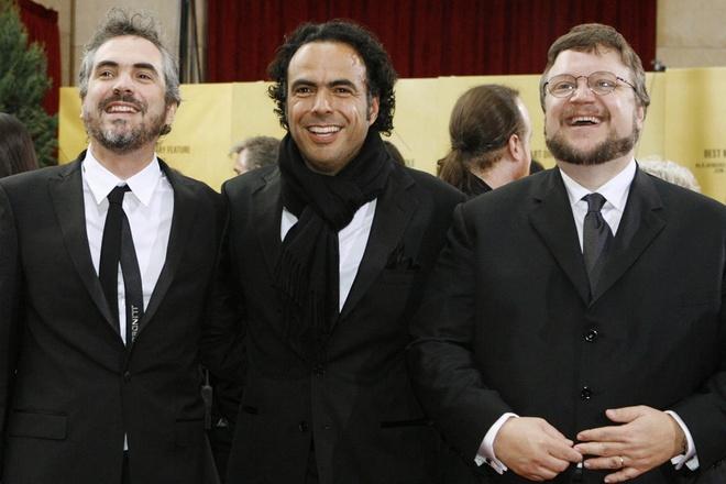 Hau Oscar 2018: 'Ba nguoi ban' Mexico da thau tom Hollywood hinh anh