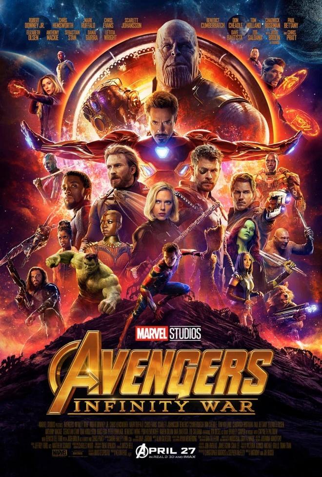 phim Avengers: Infinity War anh 1