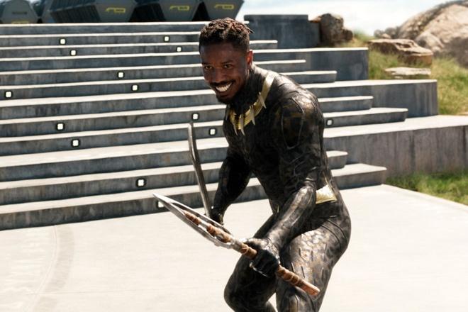 'Tomb Raider' khong the truat ngoi 'Black Panther' tai phong ve hinh anh