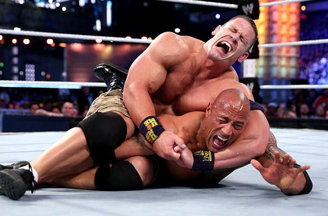 John Cena muon dong chung voi The Rock, gia nhap loat 'Fast & Furious' hinh anh
