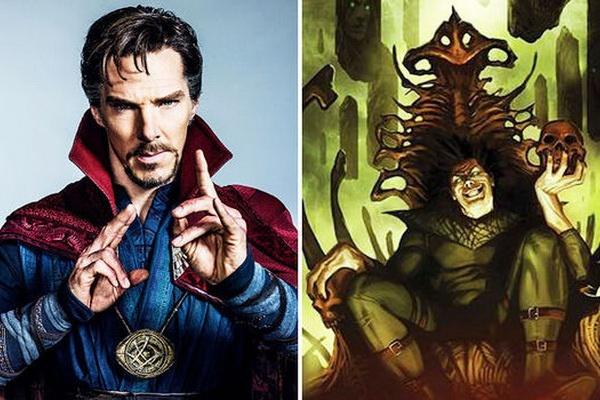 Doctor Strange co ke thu moi trong phan 2 hinh anh