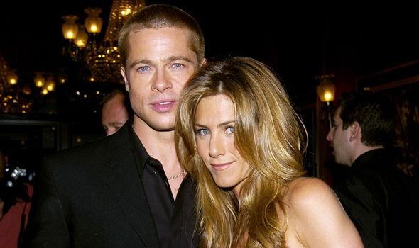 Jennifer Aniston phu nhan thong tin sap dong phim voi Brad Pitt hinh anh