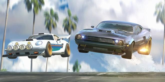 'Fast & Furious' sap sua co phien ban hoat hinh hinh anh