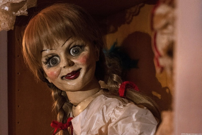 Bup be ma Annabelle tai xuat vao mua he 2019 hinh anh