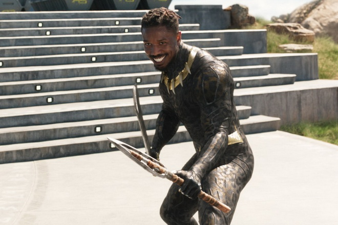 'Black Panther' dan dau danh sach de cu MTV Movie Awards hinh anh