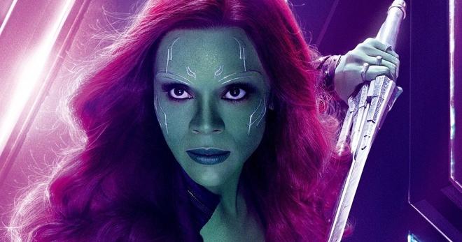 Con gai nuoi cua Thanos co bo mang sau 'Avengers: Infinity War'? hinh anh