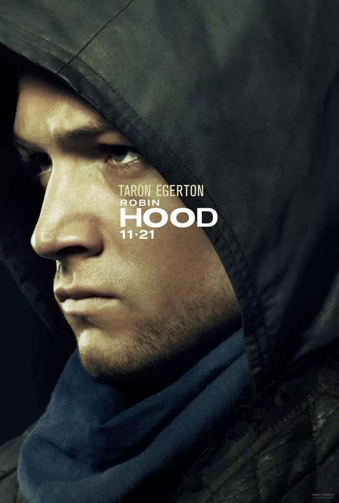 Moi chi ra trailer, phim 'Robin Hood' (2018) bi mia mai du kieu hinh anh 1
