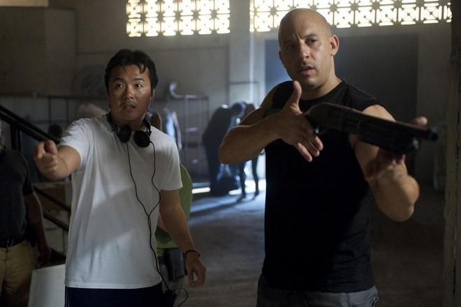 Vin Diesel chon dao dien cu de khep lai 'Fast & Furious' hinh anh
