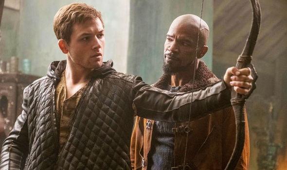 Trailer bo phim 'Robin Hood (2018)' hinh anh