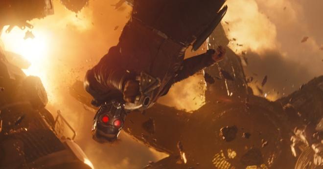 'Avengers: Infinity War' tiep tuc ap dao tai phong ve tren toan cau hinh anh
