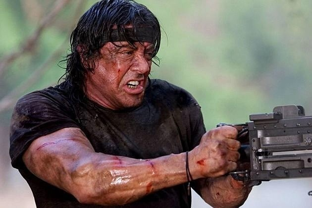 Sylvester Stallone chuan bi bam may 'Rambo 5' hinh anh