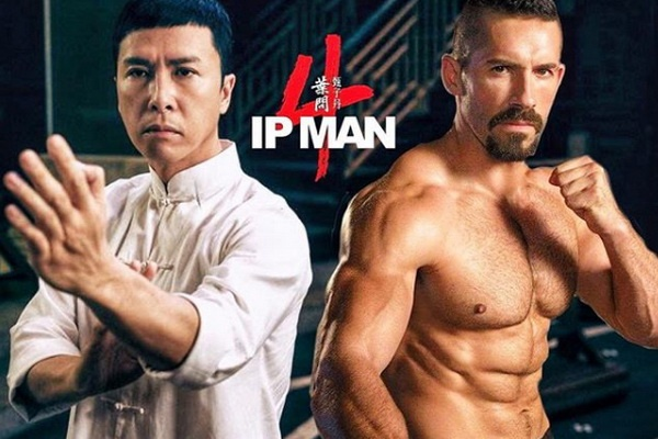 Hoc Mike Tyson, Scott Adkins tham gia 'Diep Van 4' cua Chan Tu Dan hinh anh