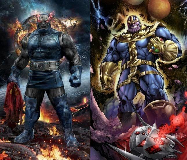 Co dung rang Thanos cua 'Avengers: Infinity War' bat nguon tu DC? hinh anh 3