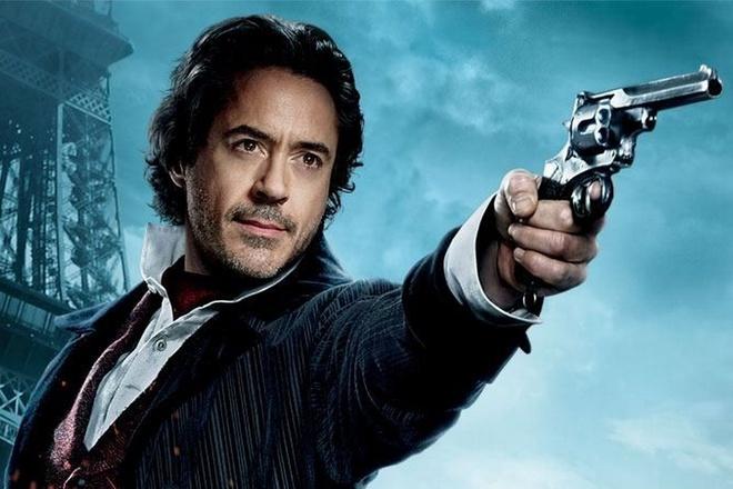 'Sherlock Holmes' cua Robert Downey Jr. tro lai vao Giang sinh 2020 hinh anh