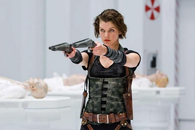Da nu Milla Jovovich dong chinh phim chuyen the tu 'Monster Hunter' hinh anh