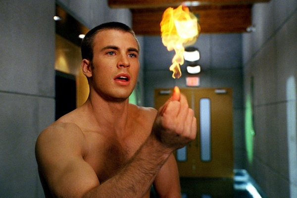 Bom tan 'Deadpool 2' tung muon chieu mo Chris Evans hinh anh 1