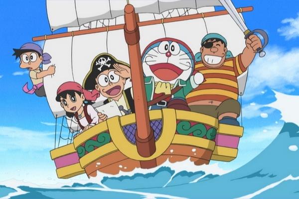 Phim 'Doraemon' moi an khach toi Viet Nam nhan dip Tet Thieu nhi hinh anh