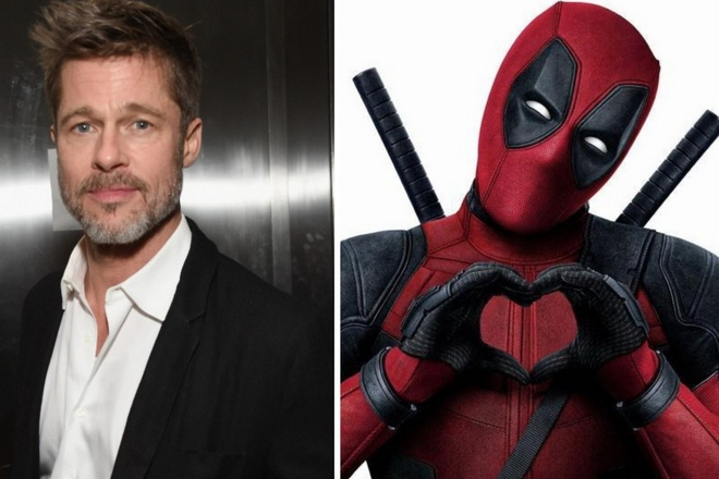 Brad Pitt o 'Deadpool 2' va nhung vai khach moi thu vi tren man anh hinh anh
