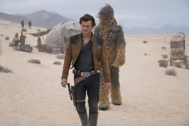 'Solo: Star Wars ngoai truyen' gay it nhieu that vong tai phong ve hinh anh