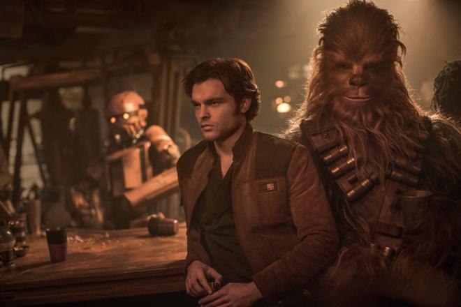 Disney khong can lo lang khi 'Solo: Star Wars ngoai truyen' lo nang hinh anh