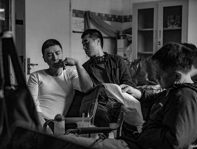 Chan Tu Dan ti thi Thanh Long trong 'Diep Van 4' hinh anh 2