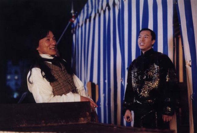 Chan Tu Dan ti thi Thanh Long trong 'Diep Van 4' hinh anh 1