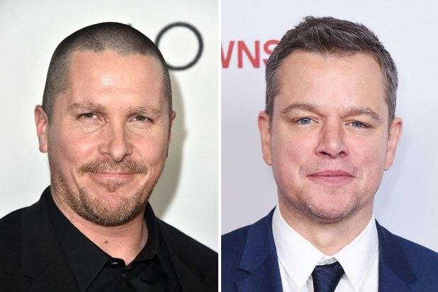 Phim ve Ford va Ferrari cua Christian Bale, Matt Damon ra mat he 2019 hinh anh