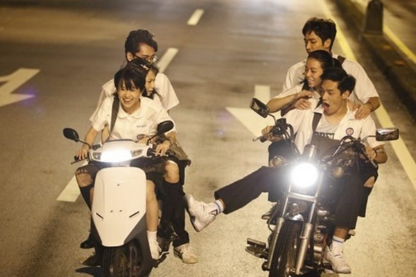 'Thanh xuan oi, chao em': Phim ngon tinh Dai Loan nhat nheo hinh anh