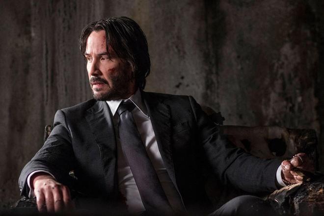 Keanu Reeves xac nhan tua de chinh thuc cua 'John Wick 3' hinh anh