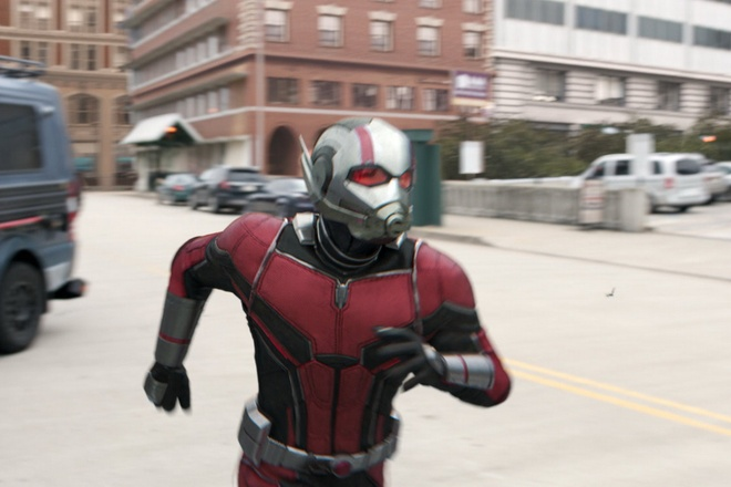 doanh thu Ant-Man and The Wasp anh 1
