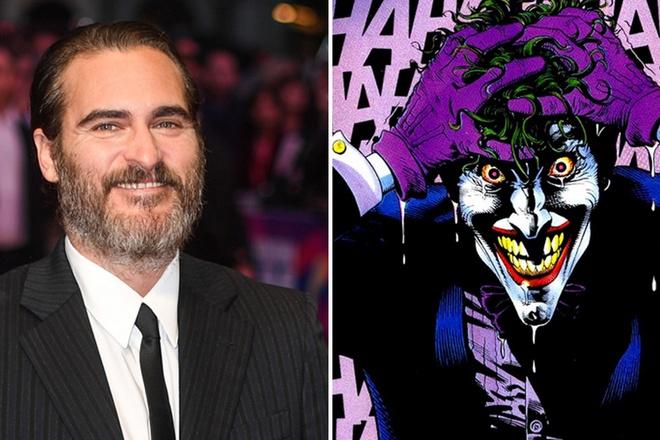 Phim ke ve nguon goc Joker khoi quay vao mua thu hinh anh
