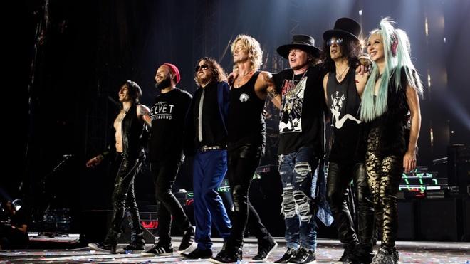 'November Rain' cua Guns N' Roses lap ky luc khi dat 1 ty view hinh anh 2