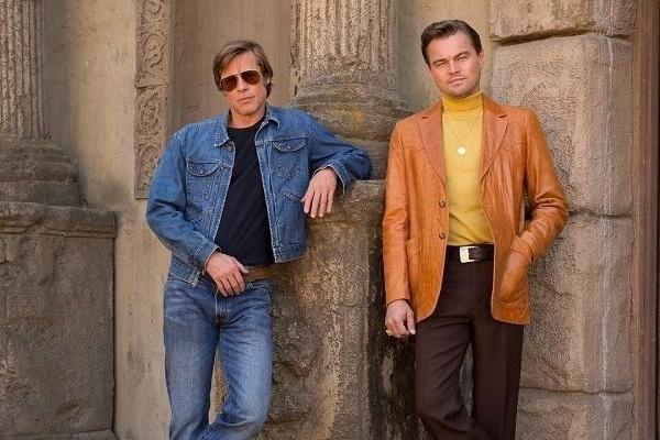 Brad Pitt va Leonardo DiCaprio tung tu choi 'Brokeback Mountain' hinh anh