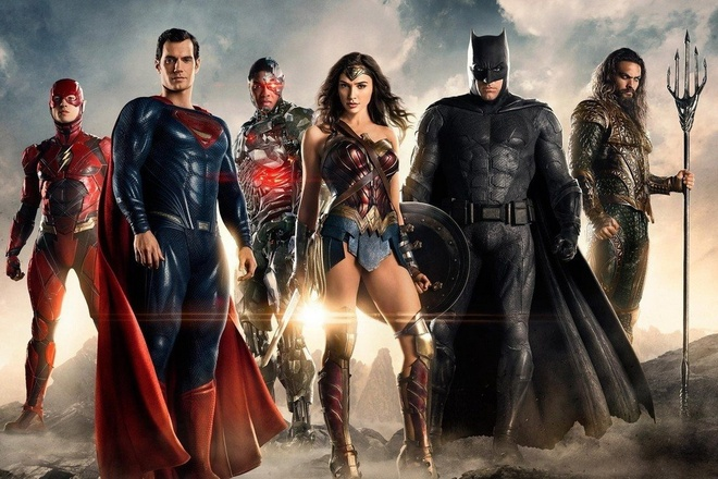 'Justice League' va niem hy vong trong tuyet vong cua fan DC hinh anh
